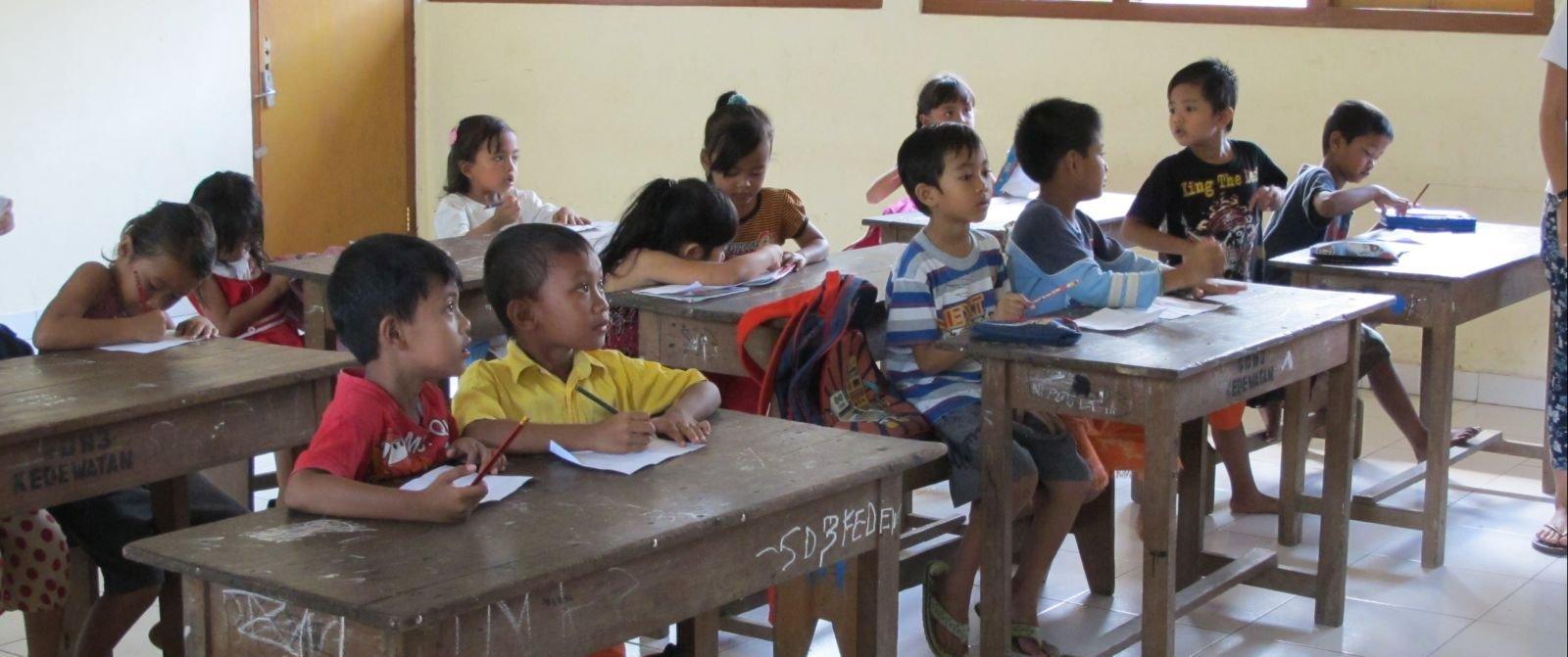 Kindergarten-Volunteer-Bali